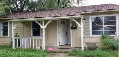 Bedford, Euless, Hurst Single Family Home For Sale: 521 Aransas Drive
