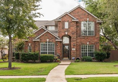 Frisco Single Family Home For Sale: 1669 Castle Pines Drive