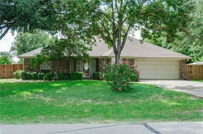 Southlake Single Family Home Active Option Contract: 3000 Lake Drive