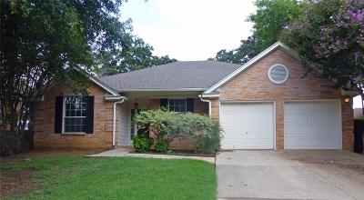 Grapevine Single Family Home For Sale: 5305 Shadow Glen Drive
