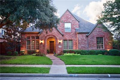 Coppell Single Family Home For Sale: 149 Dickens Drive