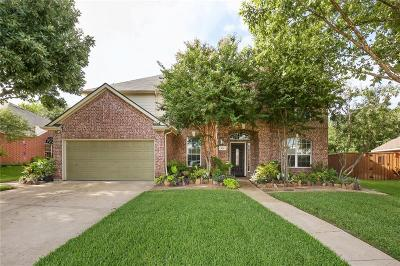 Rockwall Single Family Home For Sale: 412 Geary Drive