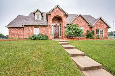 Fort Worth Single Family Home Active Contingent: 4396 Rawleigh Drive