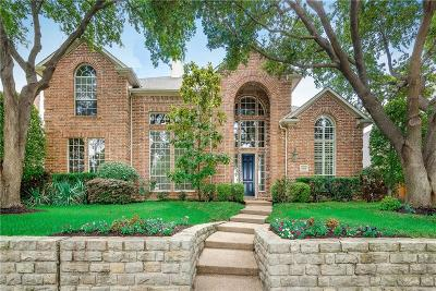 Frisco Single Family Home Active Option Contract: 5664 Mallard Trace