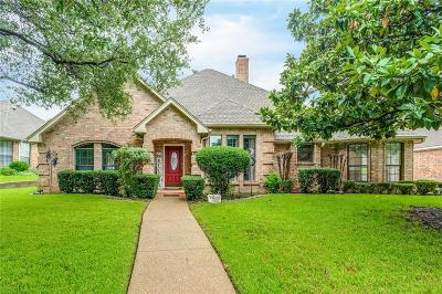 Single Family Home Active Option Contract: 3903 Tuscany Court