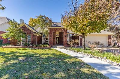 Flower Mound Single Family Home For Sale: 2501 Stanford Drive