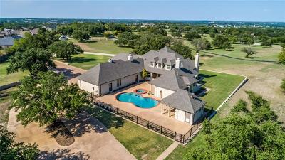Weatherford Single Family Home Active Option Contract: 7 Greenfield Lane