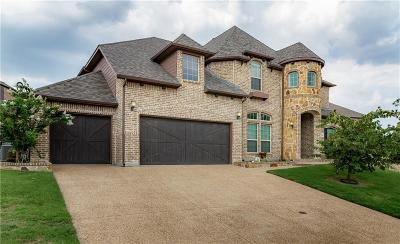 McKinney Single Family Home For Sale: 1100 Sonoma Drive
