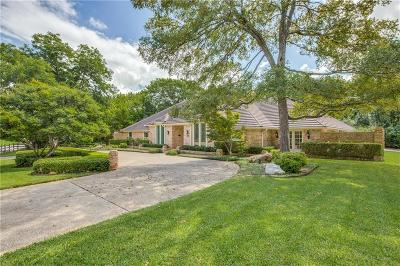 Single Family Home For Sale: 6302 Crestmere Drive