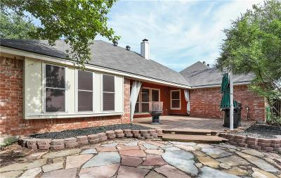 Flower Mound Single Family Home For Sale: 2109 Bennington Avenue