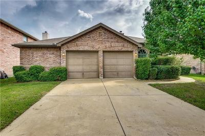 Forney Single Family Home For Sale: 1026 Trickham Drive