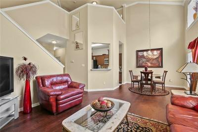 Plano Townhouse For Sale: 7052 Eagle Vail Drive