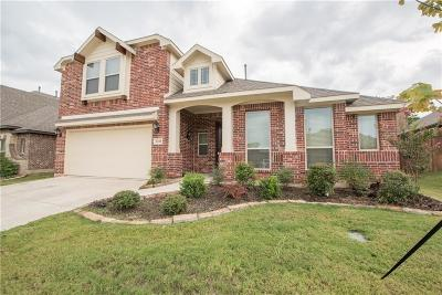 Burleson Single Family Home For Sale: 1224 Woodlawn Avenue
