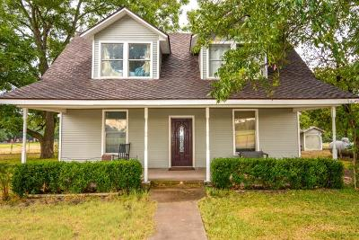 Stephenville Single Family Home Active Contingent: 3542 Fm 913