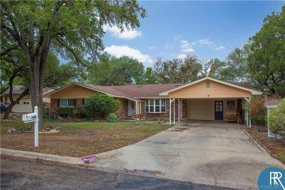 Brownwood Single Family Home For Sale: 3415 Durham Avenue