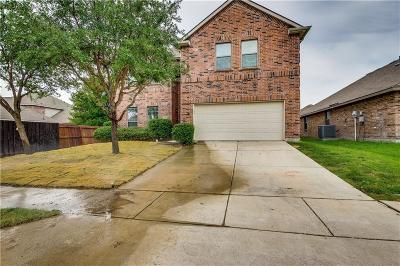 Prosper Single Family Home For Sale: 1090 Kent Drive