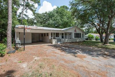 Athens Single Family Home For Sale: 406 Pine Oak
