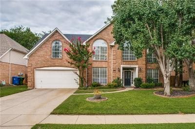 Flower Mound Single Family Home For Sale: 4133 Crescent Drive