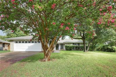 Benbrook Single Family Home For Sale: 1625 High Ridge Road