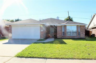 Wylie Single Family Home For Sale: 605 Haymeadow Drive