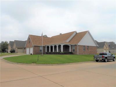 Lake Dallas Single Family Home For Sale: 511 Mattie Lane
