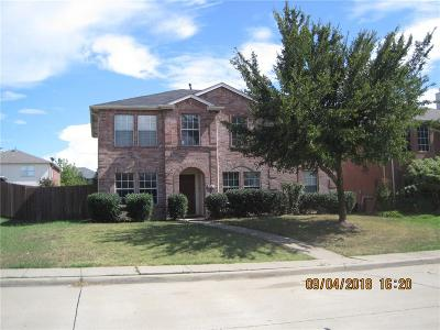 Rockwall Single Family Home For Sale: 114 Southwood
