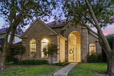 Frisco Single Family Home For Sale: 9805 Preston Vineyard Drive
