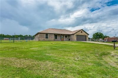 Springtown Single Family Home For Sale: 104 Wade Court