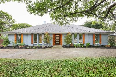 Dallas Single Family Home For Sale: 16614 Davenport Road