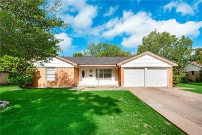 Farmers Branch  Residential Lease For Lease: 13241 Belfield Drive