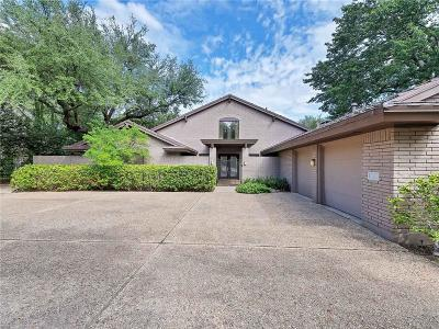 Fort Worth Single Family Home For Sale: 4320 Briarhaven Road
