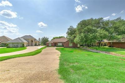 Parker County, Tarrant County, Hood County, Wise County Single Family Home Active Contingent: 3921 Buena Vista Circle