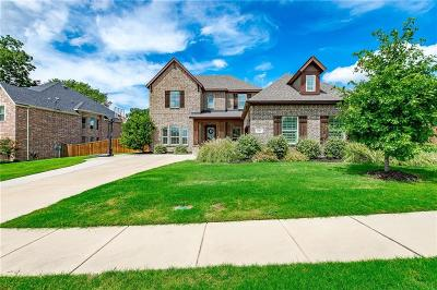 Allen Single Family Home Active Option Contract: 1303 Caliche Trail