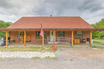 Cleburne Single Family Home For Sale: 900 County Road 426