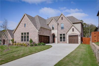 Coppell Single Family Home For Sale: 610 Oak Grove Lane