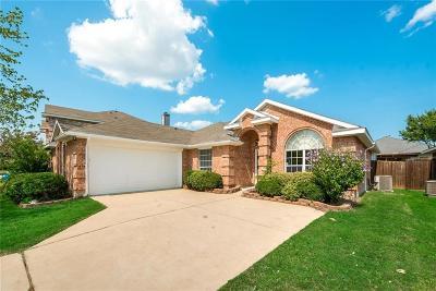 Mesquite Single Family Home For Sale: 2124 San Simeon Drive
