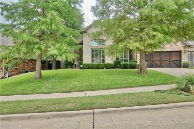 Hickory Creek Single Family Home For Sale: 114 Red Bluff Drive