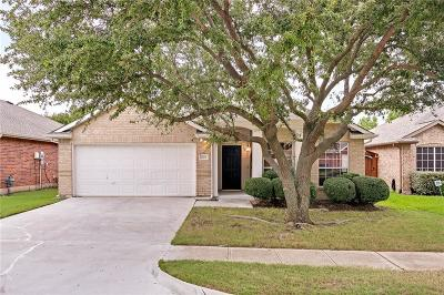 Sachse Single Family Home Active Option Contract: 6111 Hillcrest Drive