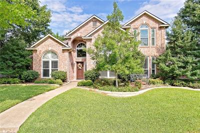 Garland Single Family Home Active Contingent: 321 Fairway Meadows Drive