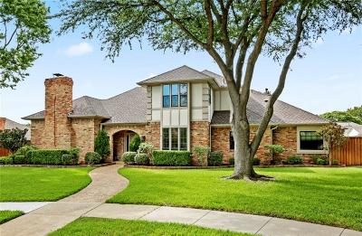 Plano Single Family Home Active Option Contract: 3328 Hulings Court