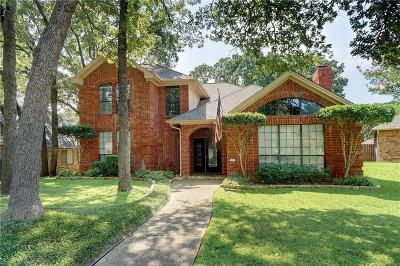 Grapevine Residential Lease For Lease: 2905 Creekview Circle