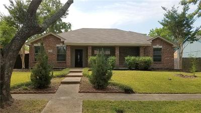Rowlett Single Family Home For Sale: 8506 Chesham Drive