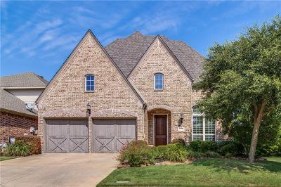 Allen Single Family Home For Sale: 1130 Philip Drive
