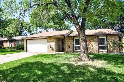 Allen Single Family Home For Sale: 647 Leading Lane