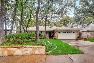 Bedford Single Family Home For Sale: 2920 Magnolia Court