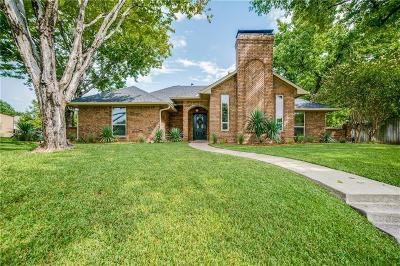 Garland Single Family Home Active Kick Out: 6014 Norfolk Drive