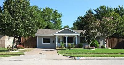 Lewisville Single Family Home For Sale: 613 Rolling Ridge Drive