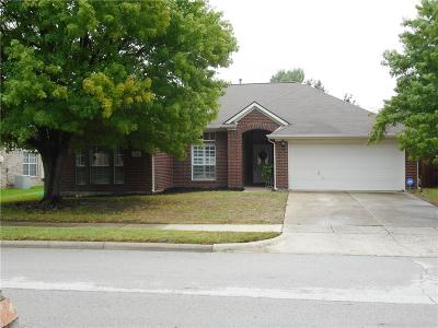 Keller Single Family Home Active Option Contract: 602 Monterey Drive