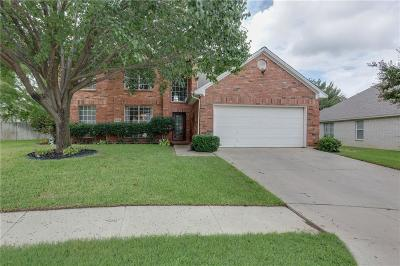 North Richland Hills Single Family Home Active Option Contract: 6905 Jessica Court