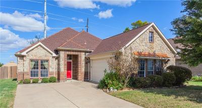 Grand Prairie Single Family Home Active Option Contract: 2316 Festival Park Lane